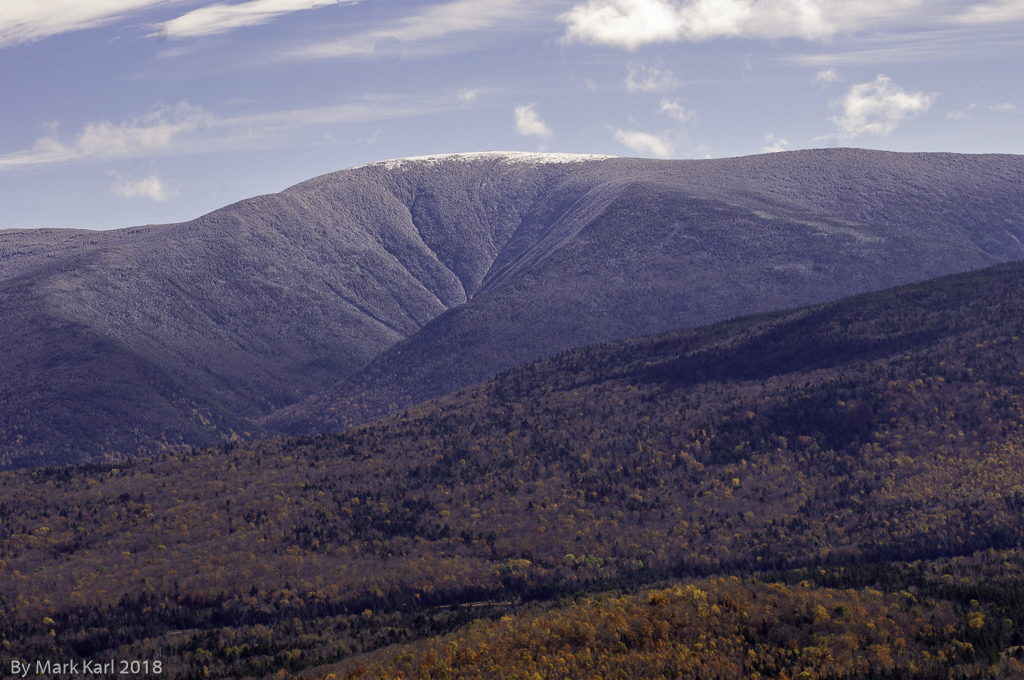 Hiking Black Mt. in Benton, NH