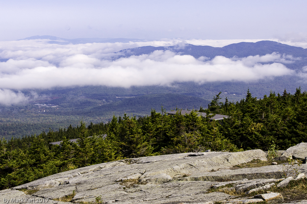 Hike to Mt. Kearsarge in New London, NH